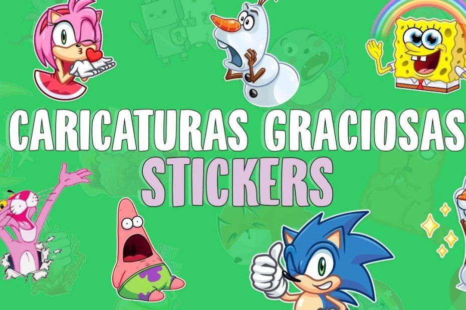 stickers para WhatsApp Juegos