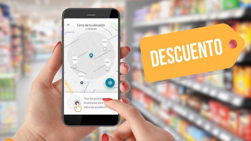 supermercado mas cercano a mi ubicacion desde Android