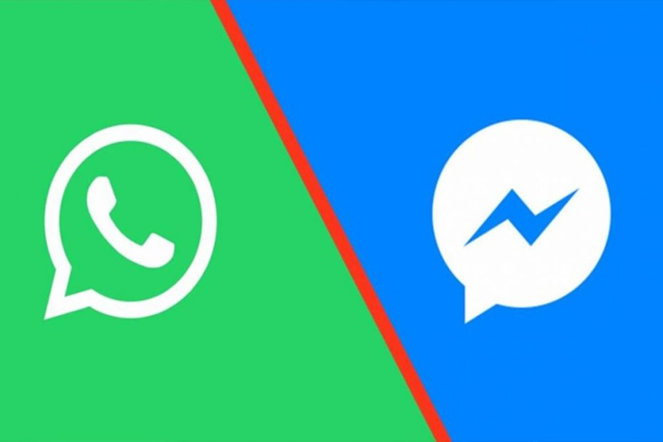 compartir audios de WhatsApp a Messenger