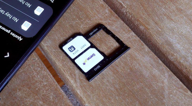 numero que tienen asignado una SIM Card