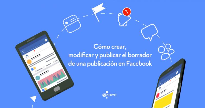 programar una publicacion en Facebook